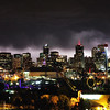 Denver<br /> <br /> Midnight Lightning Skyline