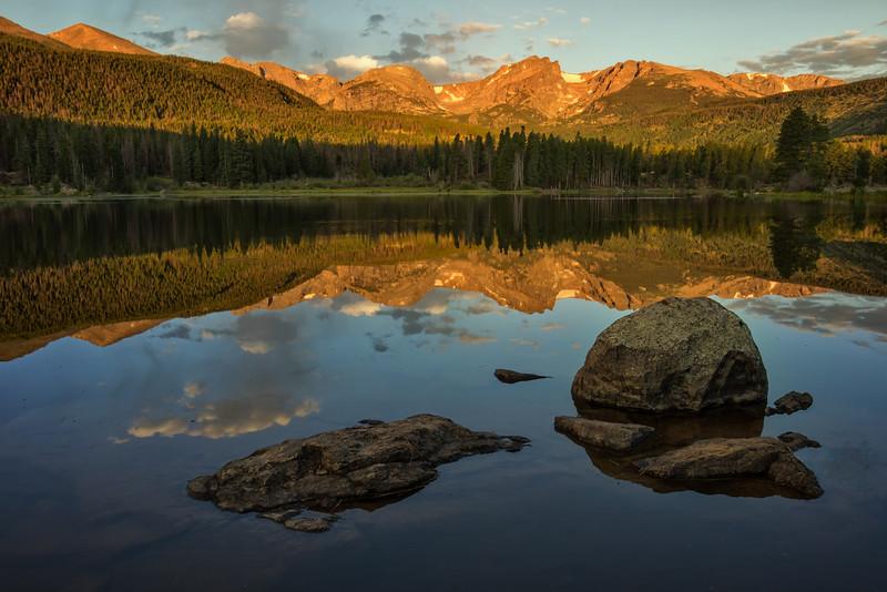 Sprague Lake (Rocky Mountain National Park)
