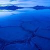 Bonneville Salt Flats Sunset - Wendover - Utah