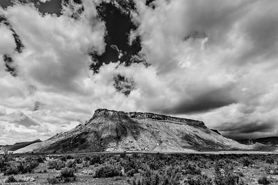 Thompson Springs Desert Thunderstorm - Utah