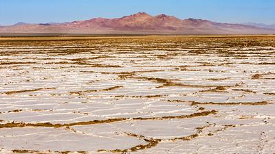 Mojave Salt Flats