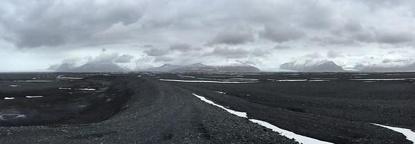 Southern Iceland, next to Skaftafellsjokull