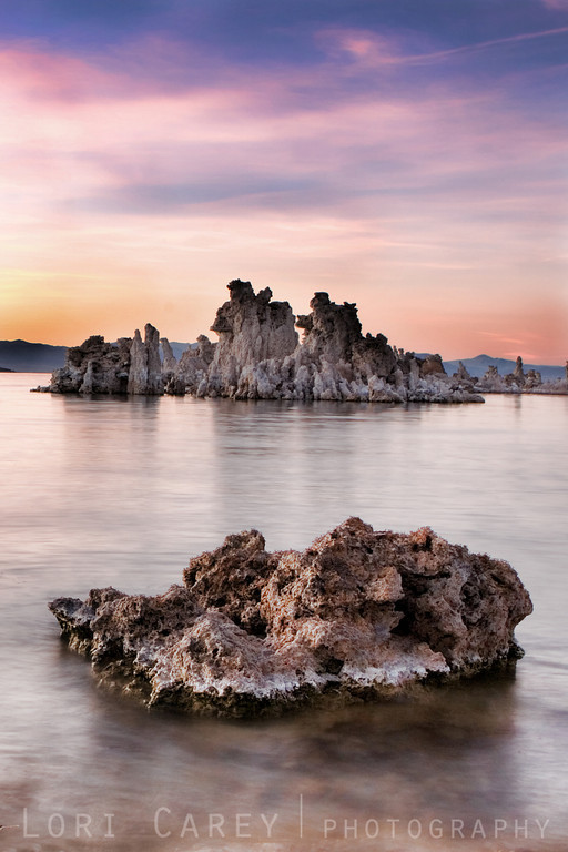 Tufa, Mono Lake, California