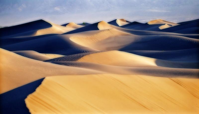 Death Valley Dawn*
