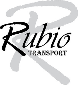Logo Design Rubio Transportation Adobe Illustrator
