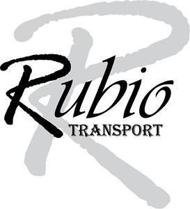 Logo Design Rubio Transportation Adobe Illustrator