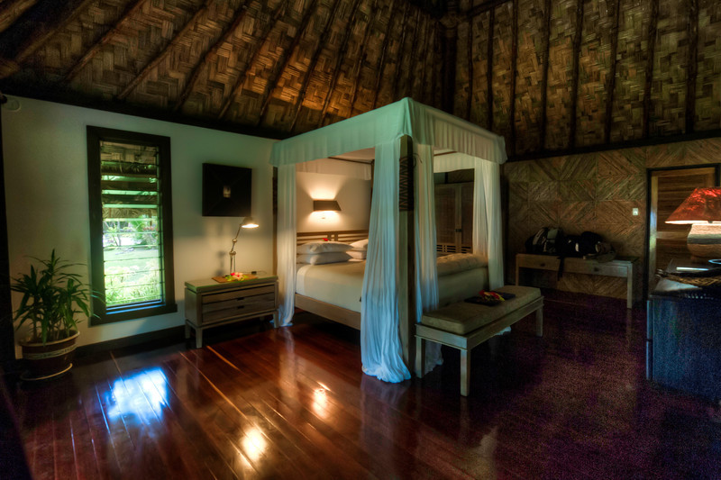 Qamea Fiji Honeymoon Suite
