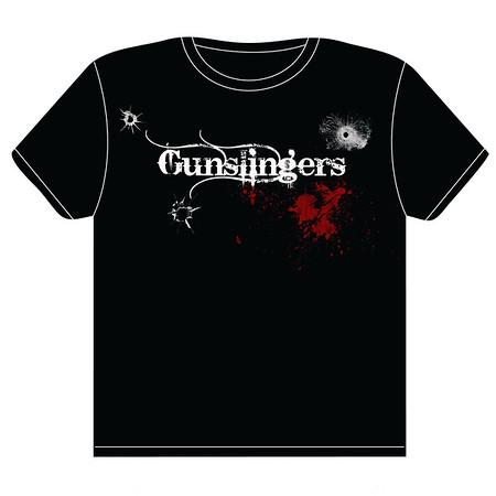Gunslingers T-shirt