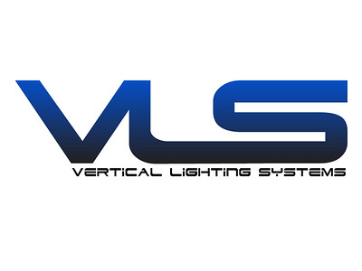 Logo Design Vertical Lighting Systems