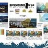 Breckenridge Film Fest - Rebrand