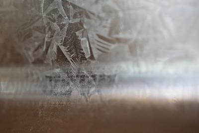 Snow Metal Texture