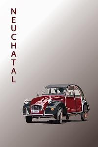Citroen Poster copy
