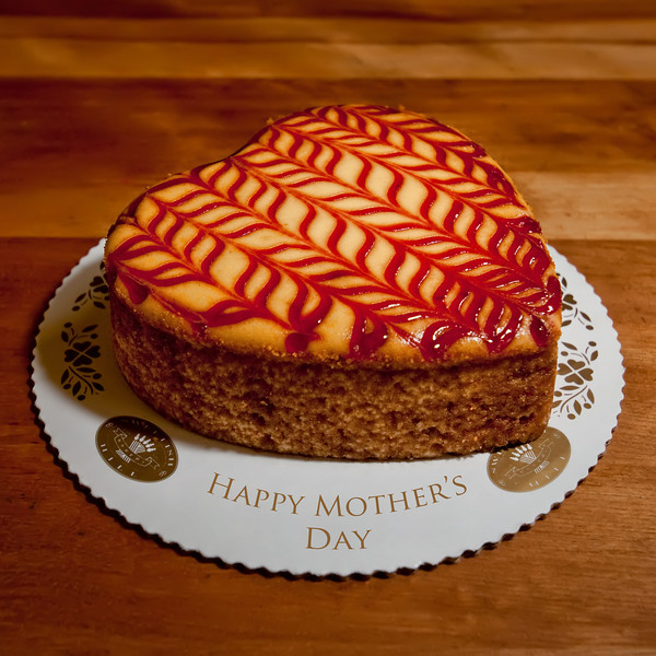 Mother's Day Cheesecake