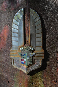 Cadillac Badge (1938?)