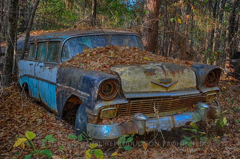 1956 Chevy Wagon