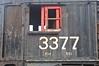 "Canadian National Railways #3377 ""Mikado"" type locomotive"
