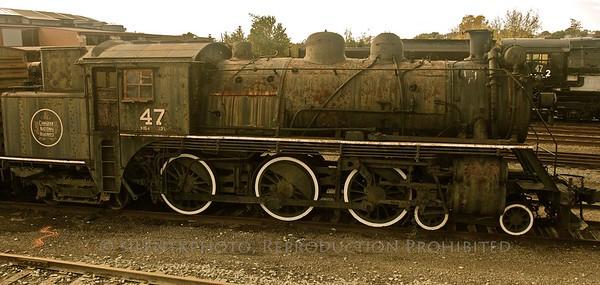 CNR 47, Steamtown