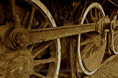 Iron Wheels - Steamtown