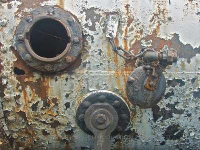 Locomotive Boiler - Steamtown
