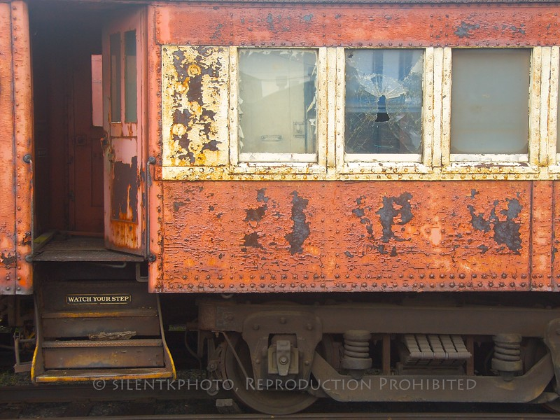 Passenger Car - Steamtown, USA