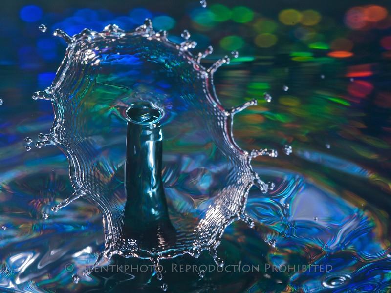 Water Drop - Collision