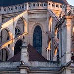 Early Morning Buttresses