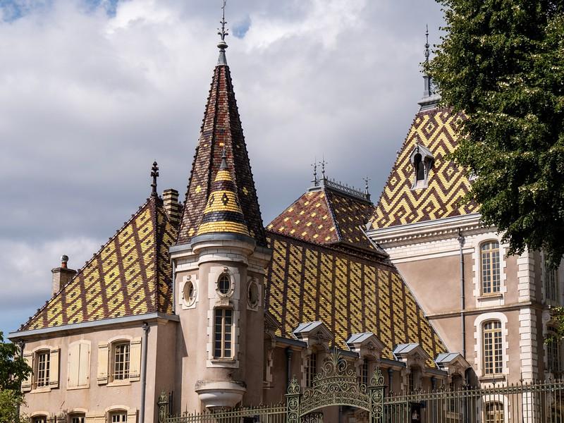 Chateau Roof