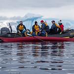Kayak Loading, Cuverville Island