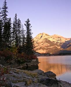 Lac des Arcs, Alberta, Canada, 2003