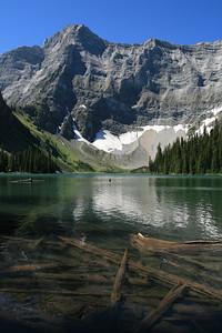 Rawson Lake, Kananaskis Country, Alberta; 2007