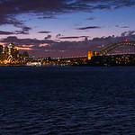 Sydney Harbor Sunset