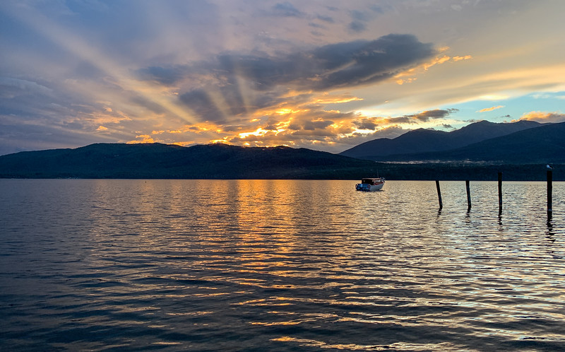 Te Anau Sunset