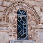 Greek Church Window