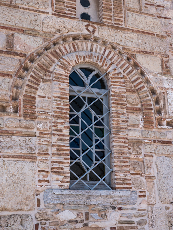 Greek Church Window
