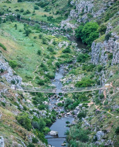 Bridging the Gorge