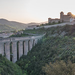 Spoleto Sunset