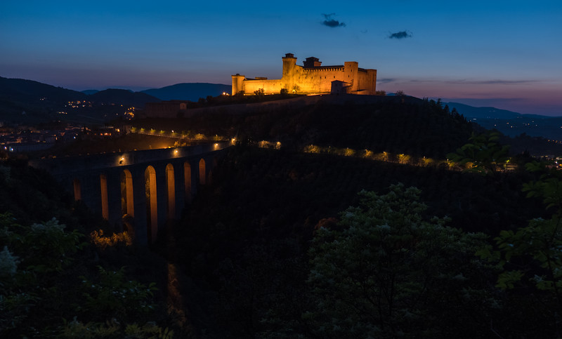Spoleto Fortress