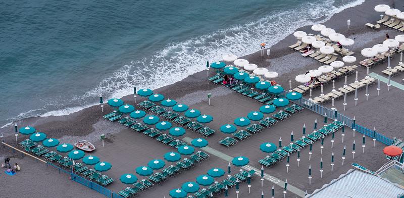 The Beach at Minori