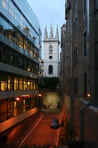 London, England, 2007