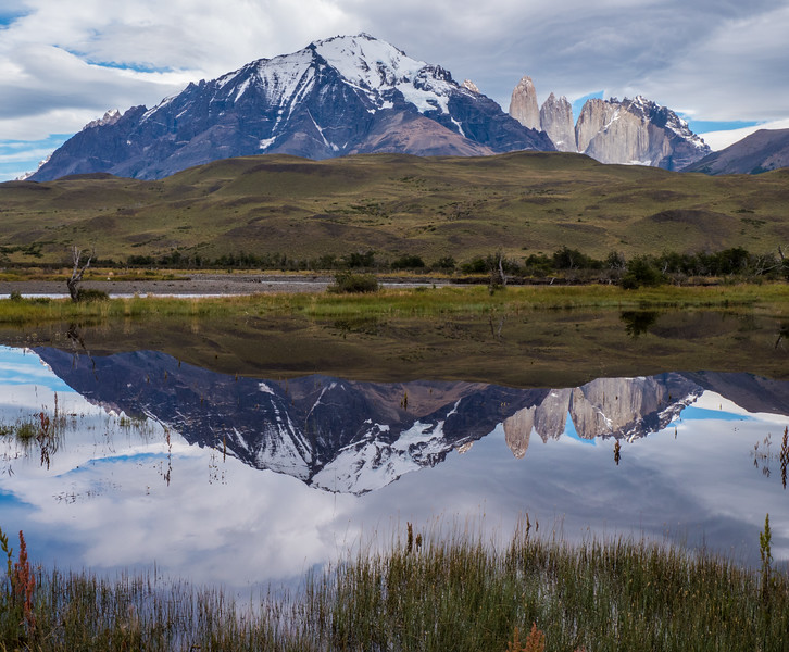 Torres del Paine Reflections