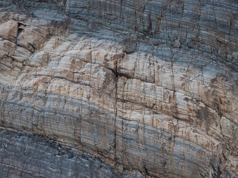 Scoured Rock