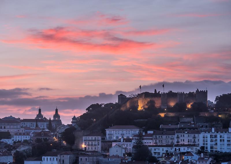 Fortress Sunrise