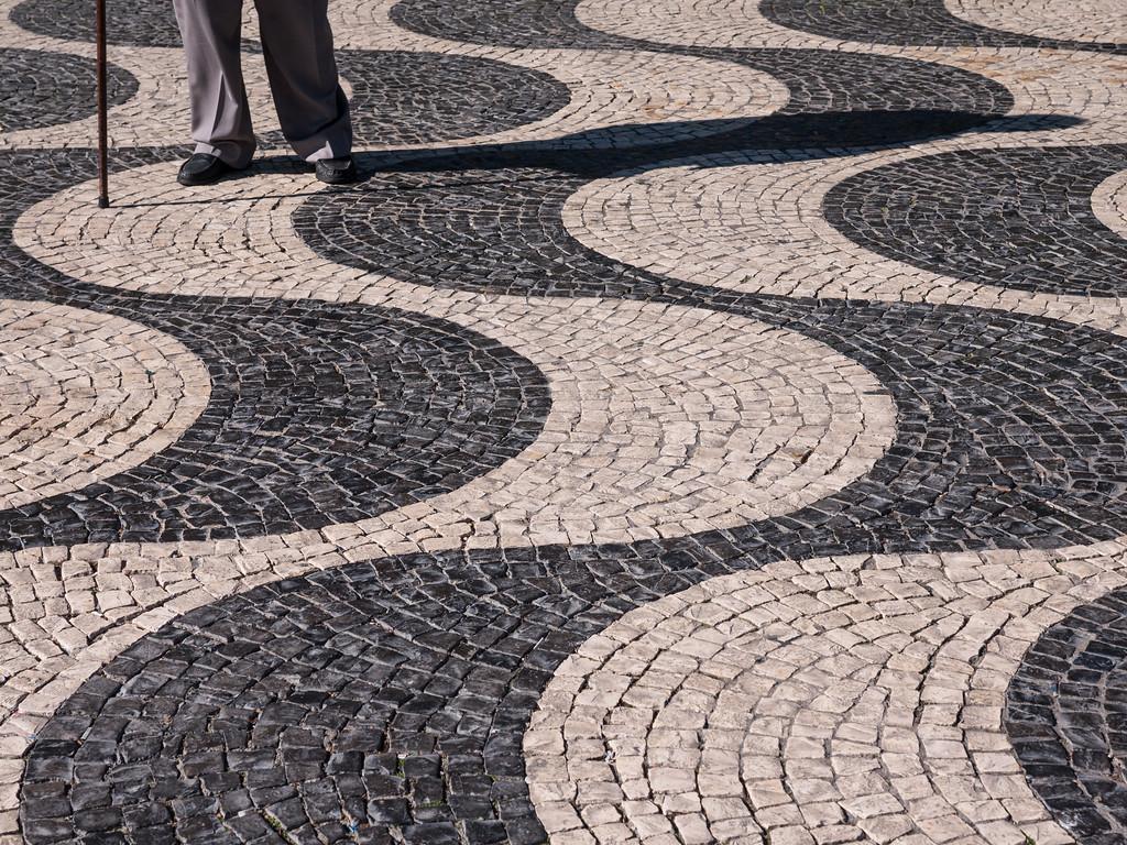 Lisbon Cobblestones