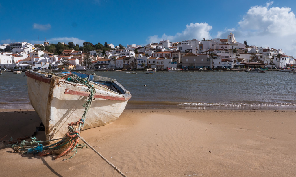 Ferragudo Fishing Boat