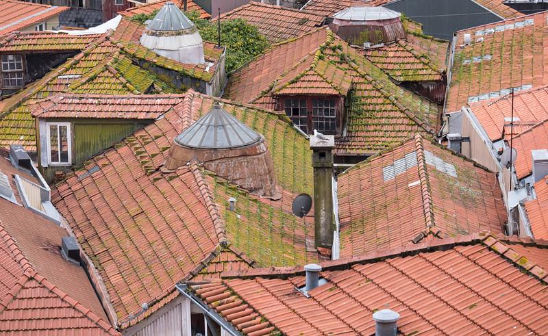 Porto Rooftops