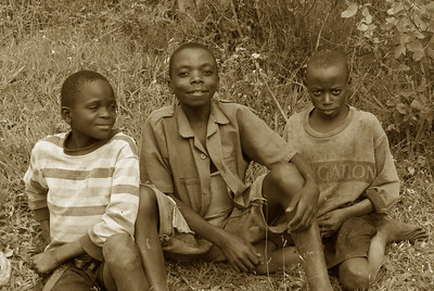 Coffee Workers, Near Butare, Rwanda 2007