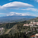 Mt Etna Panorama
