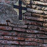 La Recoleta Cemetary Cross