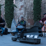 Musicians at the Cathedral