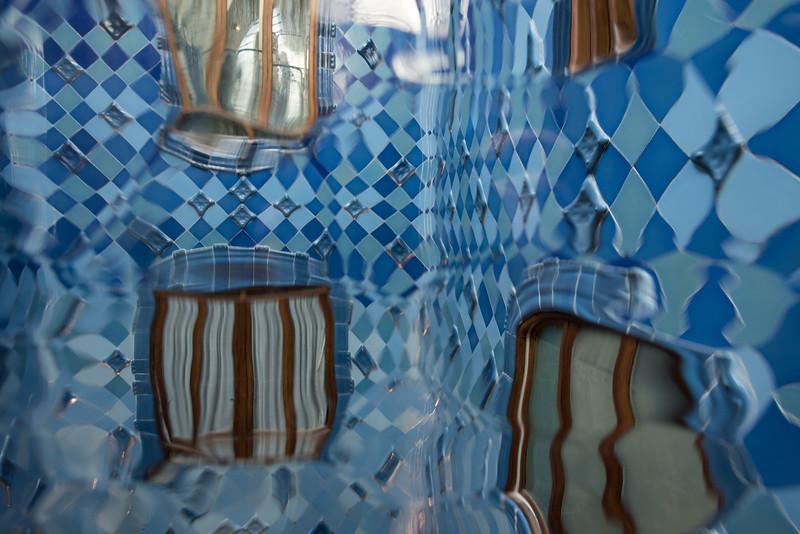 Casa Batlló Perspective